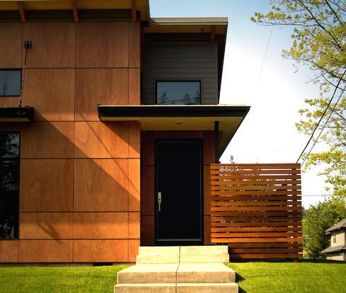 lesene fasade